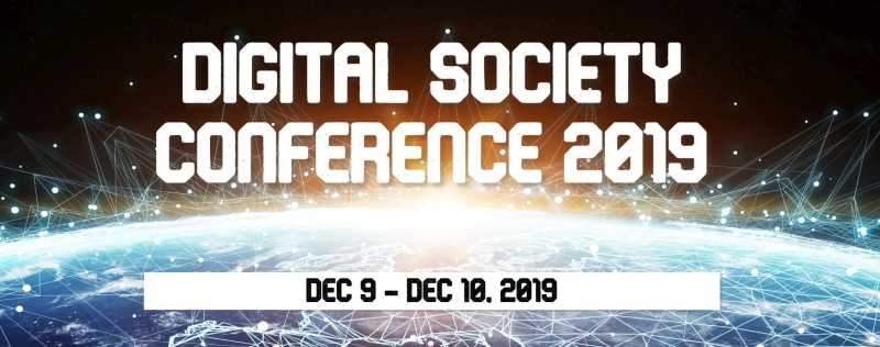 Digital Society Conference 2019