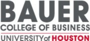 Logo Bauer Colleage of Business University of Houston