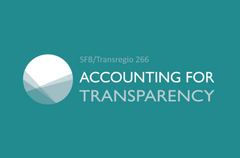 TRR266 Accounting for Transparency