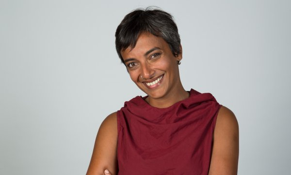 Photo of Rajshri Jayaraman, ESMT Berlin