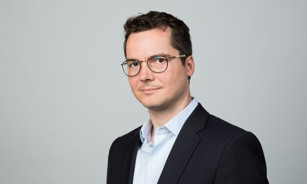 Photo of Stefan Wagner, ESMT Berlin
