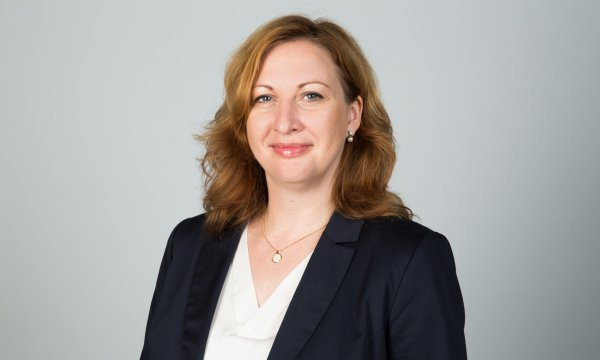 Photo of Christiane Wieland, Center Manager, CFRA, ESMT Berlin.