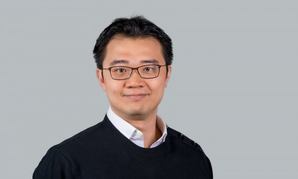 A photo of Chengwei Liu, ESMT Berlin